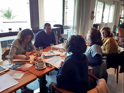 On-site training seminar - T4E Evoia