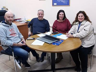 Δια Ζώσης Επιμορφωτική συνάντηση - T4E Κεφαλληνίας